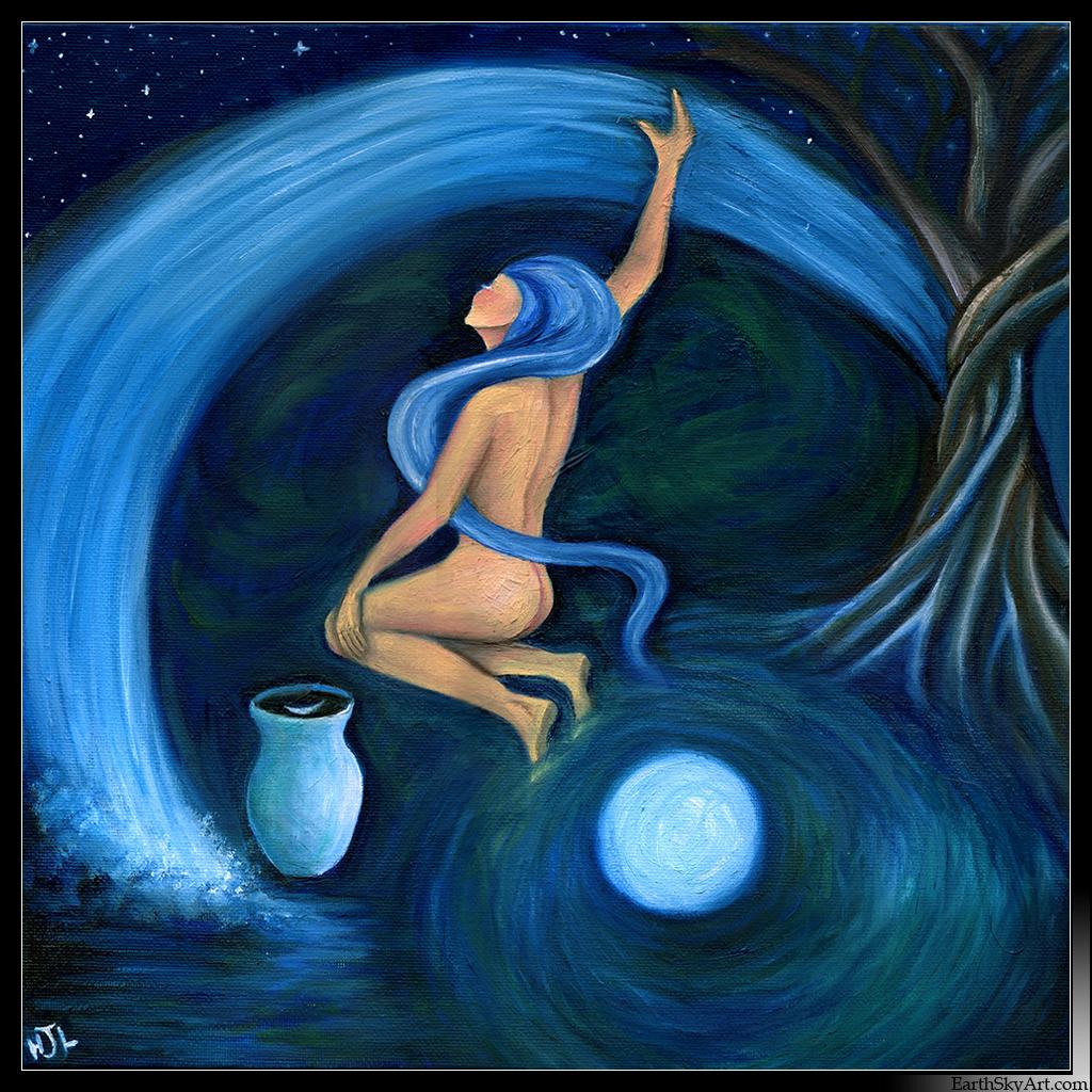знакомства луна в деве